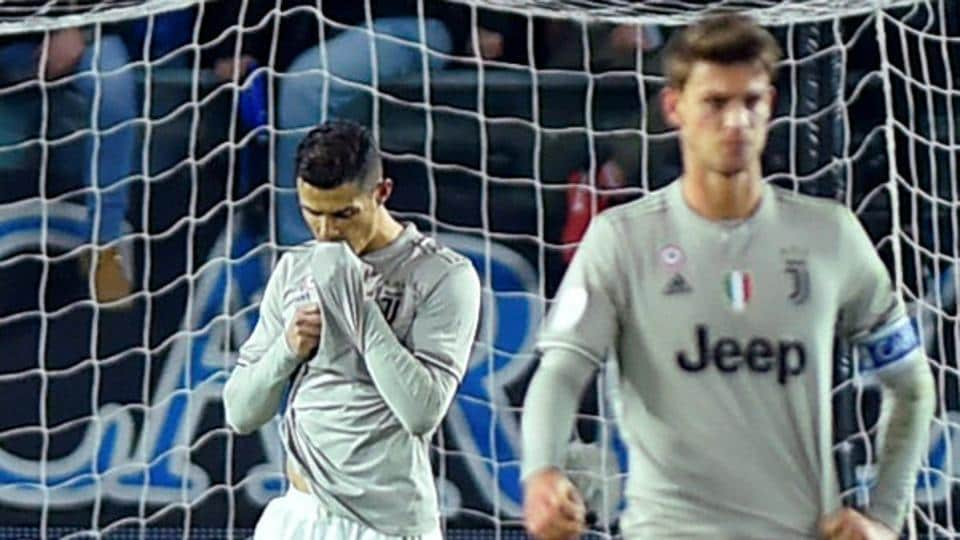 Holders Juventus out of Coppa Italia, Roma humiliated by ...