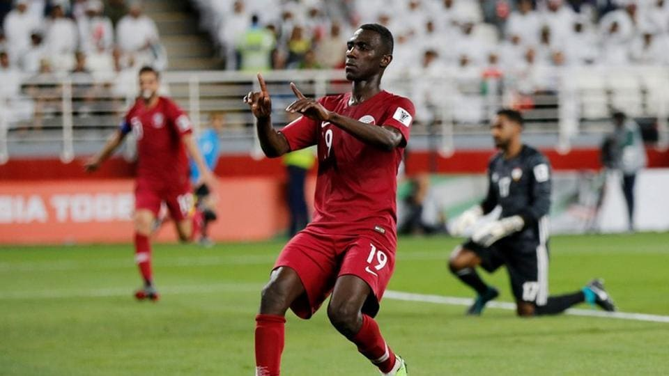 Almoez Ali,asian cup,asian cup 2019