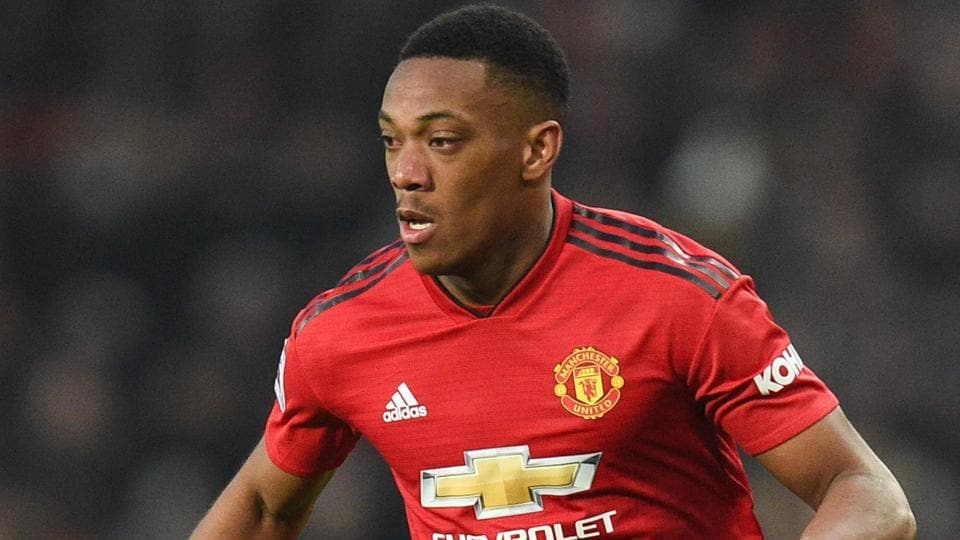 Manchester United,United,Martial