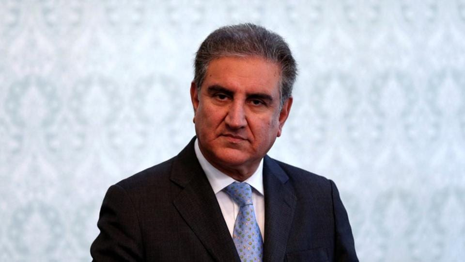 The Indian government was angered by foreign minister Shah Mahmood Qureshi's phone conversation with Hurriyat chairman Mirwaiz Umar Farooq on Tuesday.