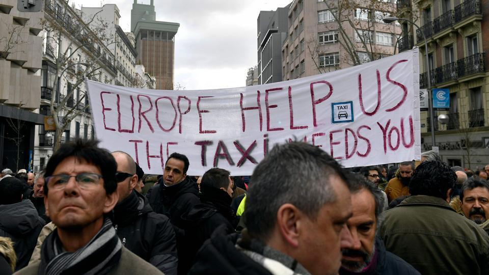 Uber,Barcelona,regulations