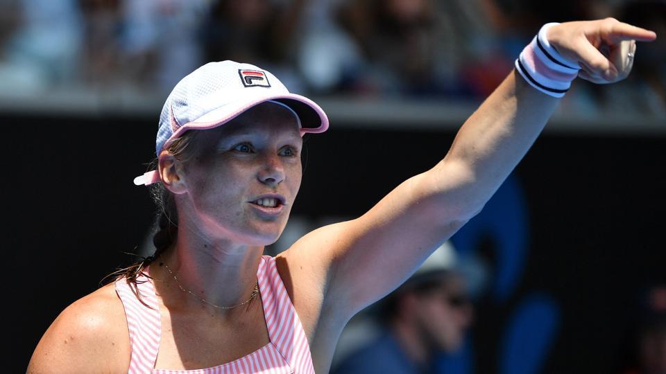 St Petersburg Open,Kiki Bertens,saline Bonaventure