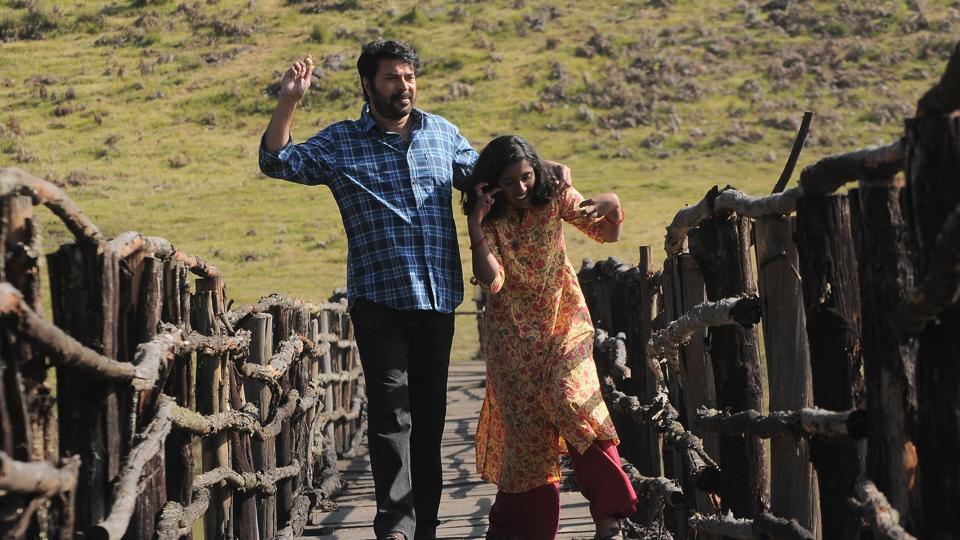 Peranbu stars Mammootty and Sadhana in lead roles.
