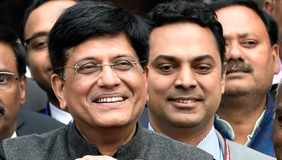 Speaking about the BJP government's achievements in the defence sector, Piyush Goyal spoke about the One Rank One Pension scheme that had been implemented by the Centre.