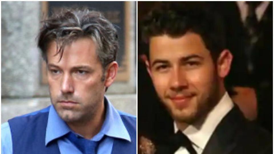 Batman,Ben Affleck,Nick Jonas