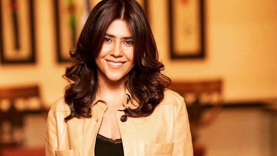 Ekta Kapoor welcomed a son via surrogacy on January 27.