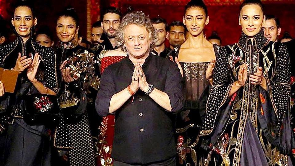 Rohit Bal believes anything you do from your heart and soul will always stay relevant. (Instagram)