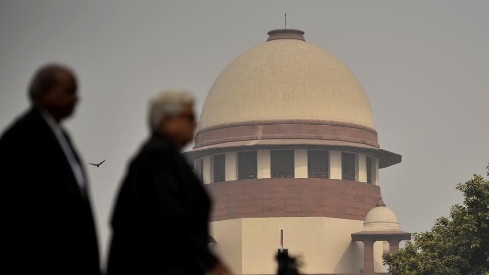 "On Friday, the Supreme Court asked the Centre why it has not appointed a regular CBI director and said it was ""averse"" to the appointment of an interim chief for the agency for a long period. A bench comprising justices Arun Mishra and Naveen Sinha said the post of CBI director was sensitive and the government should have appointed a regular director by now. (Biplov Bhuyan / HT File)"