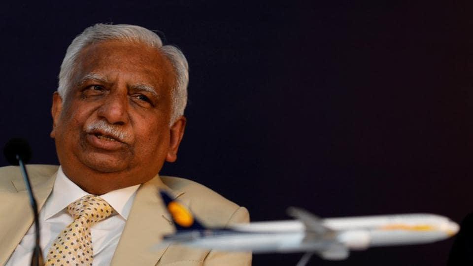 Jet airways,Etihad,naresh Goyal