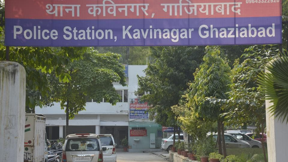 The woman has named some officers of Ghaziabad's Kavi Nagar police station in her two-page suicide note.