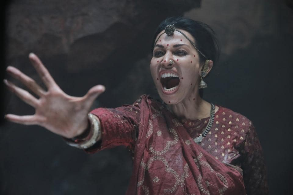 Ghosts busted: Take a look at what it's like to play the bhoot in Bollywood