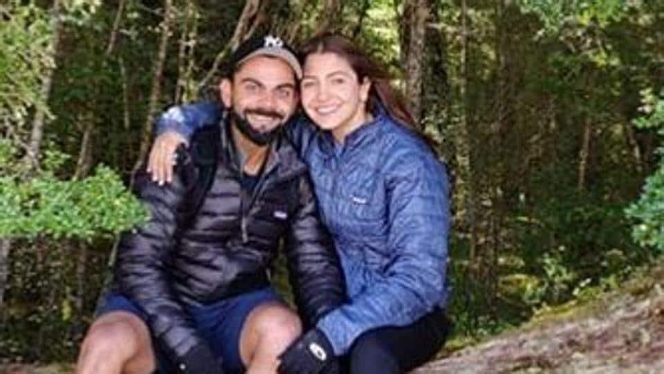 Anushka Sharma and Virat Kohli enjoy romantic getaway in the wild