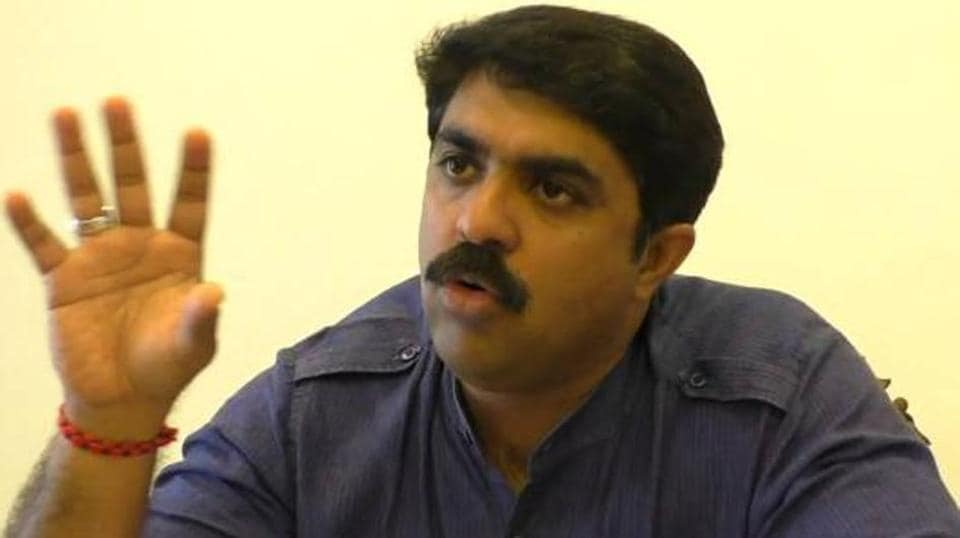 """Goa minister Vijai Sardesai said that he was only trying to draw """"an analogy between Parrikar and Jesus Christ"""", but did not make an attempt to equate them"""
