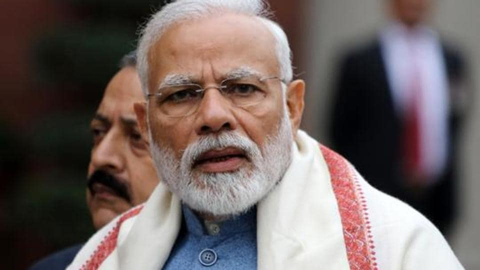 Prime Minister Narendra Modi addressed a public rally in Durgapur, West Bengal on Saturday.