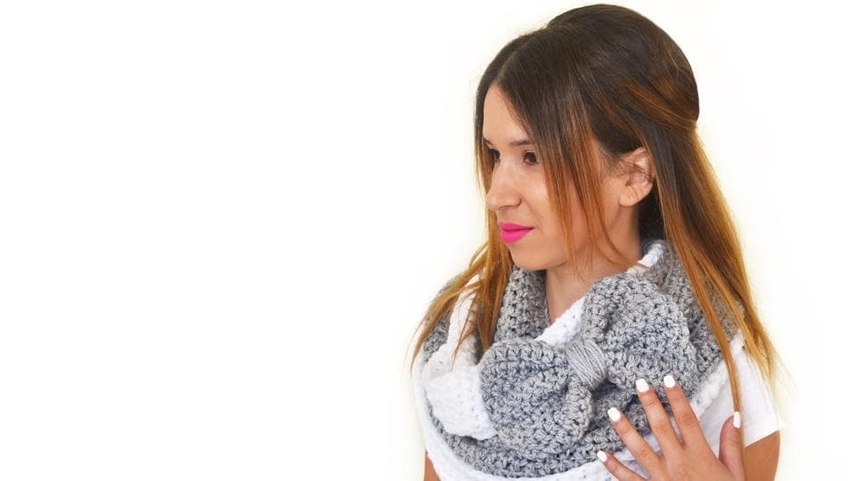 Kamla Nagar market and Sarojini Nagar market are some of the places you can go hunting for infinity scarves.