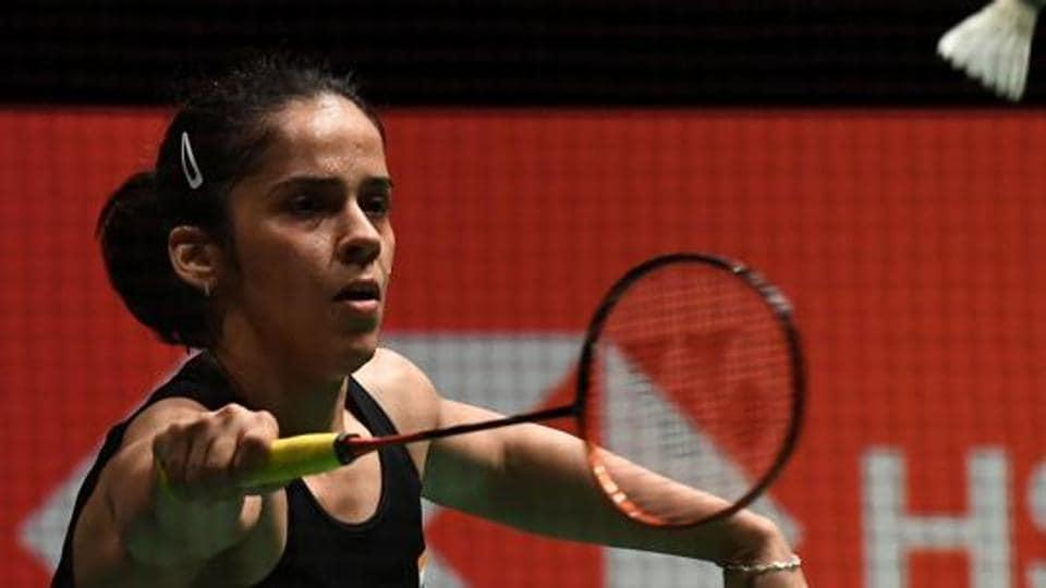 File picture of Saina Nehwal