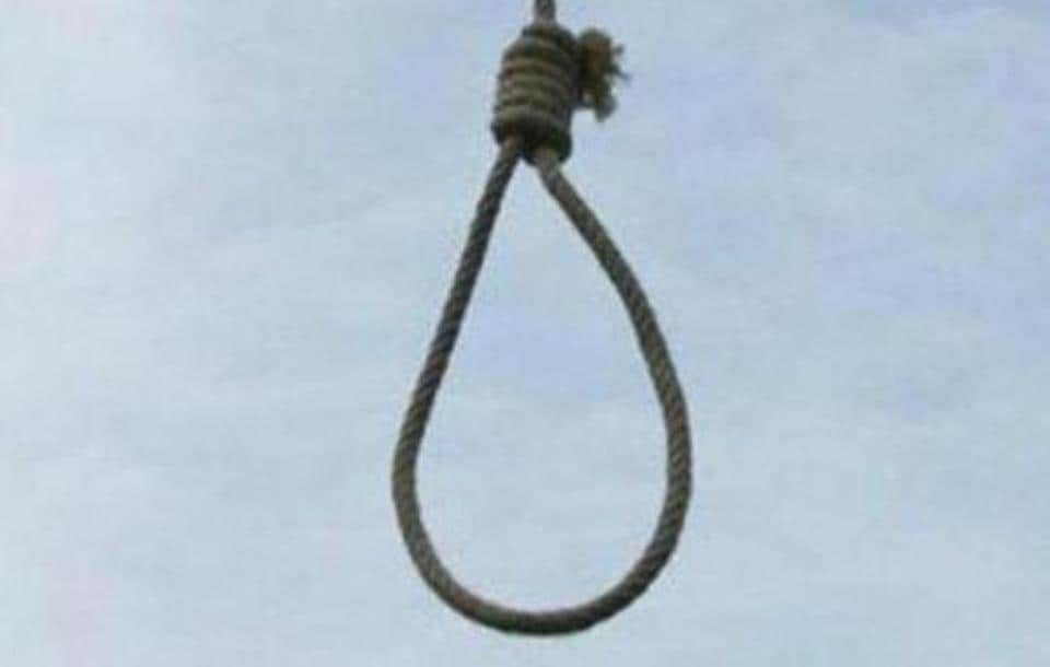 Ramdas Shivajirao Ukirde was found hanging at his residence on Friday afternoon.