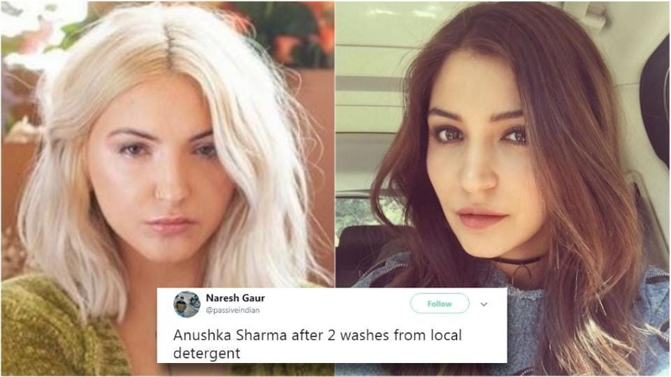 Internet thinks Anushka Sharma and Julia Michaels are doppelgangers