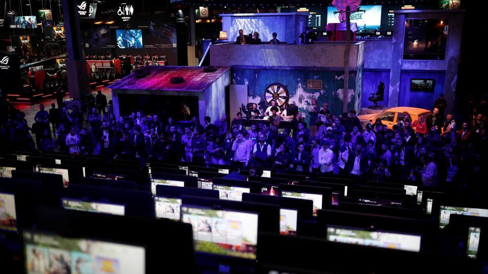 PUBG , a multiplayer online game which has caught the attention of both parents and children in the city, as well as the rest of the country.
