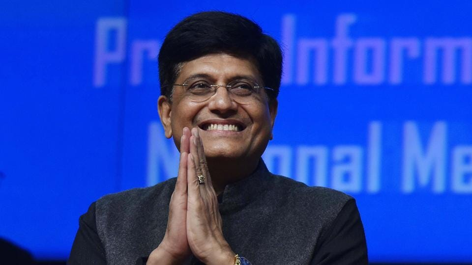 In his budget speech, finance minister Piyush Goyal may have emphasised on infrastructure development to make India a $10 trillion economy by 2030, but there is a 23% decline in the budgetary allocation for infrastructure, from Rs 5.97 lakh crore in the financial year 2018-19 to Rs 4.56 lakh crore in 2019-20. This includes allocation for railways, roads, shipping and aviation. (Vipin Kumar / HT File)