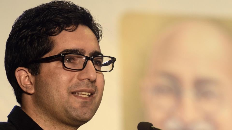 Spent the last 10 years in a jail, says ex-IASofficer Shah Faesal about his te...