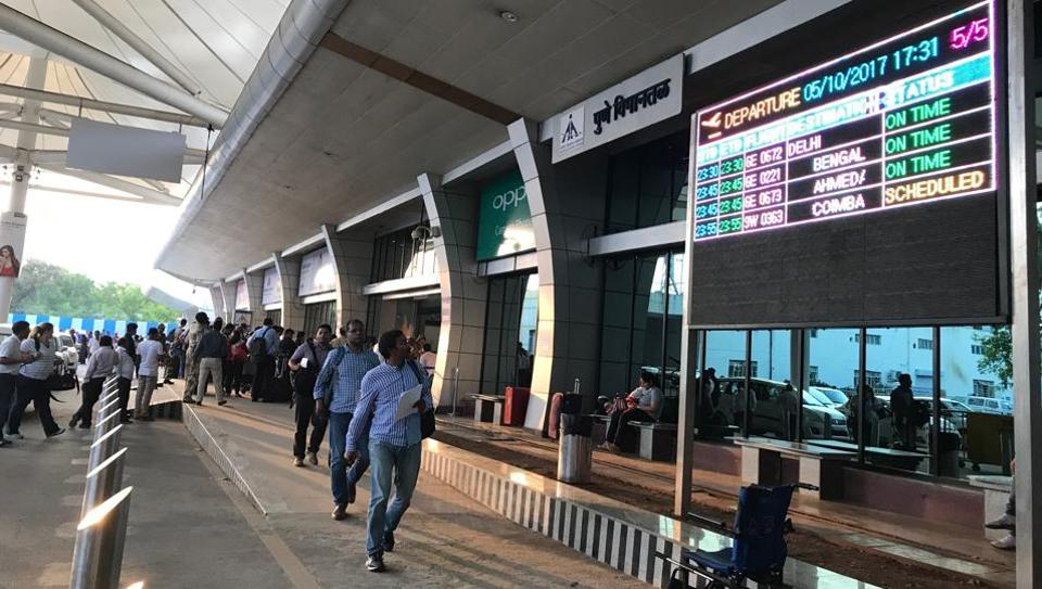 The new apron at the city airport with a size of 198 metres x100 metres and link taxi track of size 79 m x 23 m was built at an expenditure of ₹14 crore