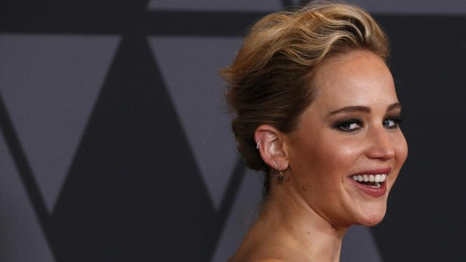 Jennifer Lawrence,Cooke Maroney,Jennifer Lawrence Engaged