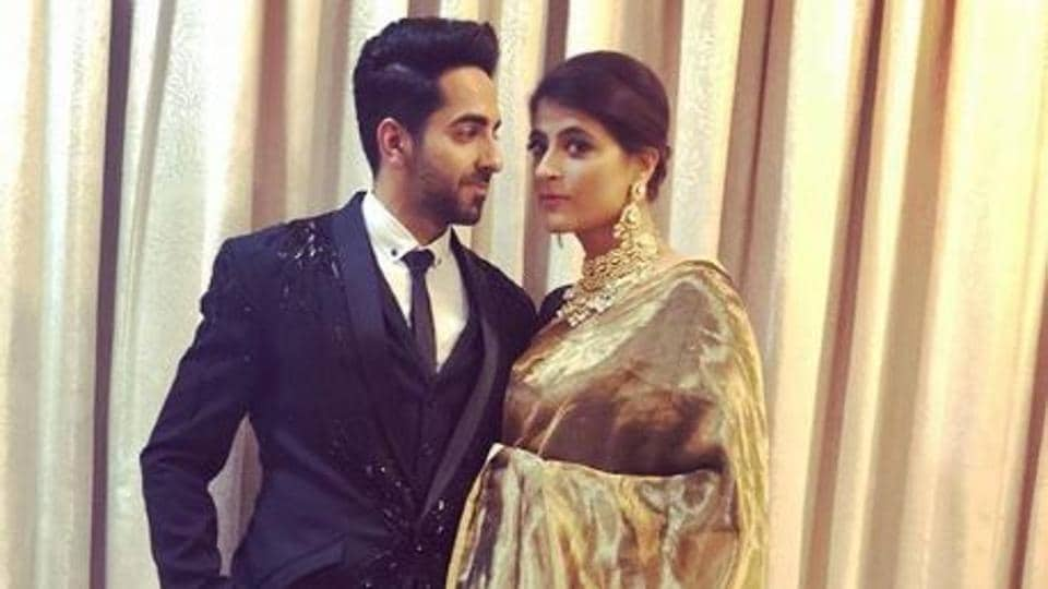 Tahira Kashyap and Ayushmann Khurrana have been married for 10 years.