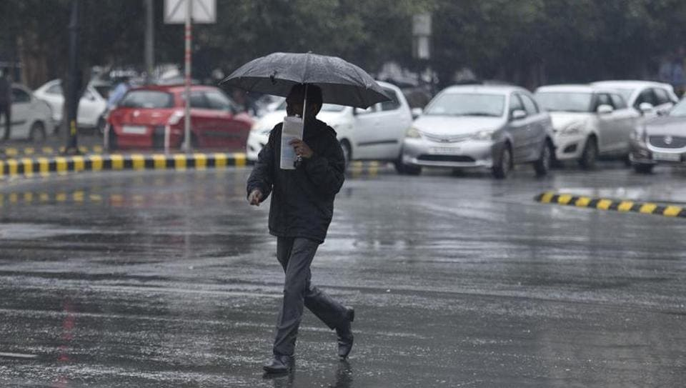 The city witnessed about 1mm of rain in the past 24 hours.