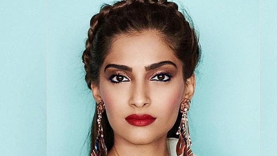 Sonam Kapoor Is A Stunning Bride In Magazine Cover Shoot See Pics