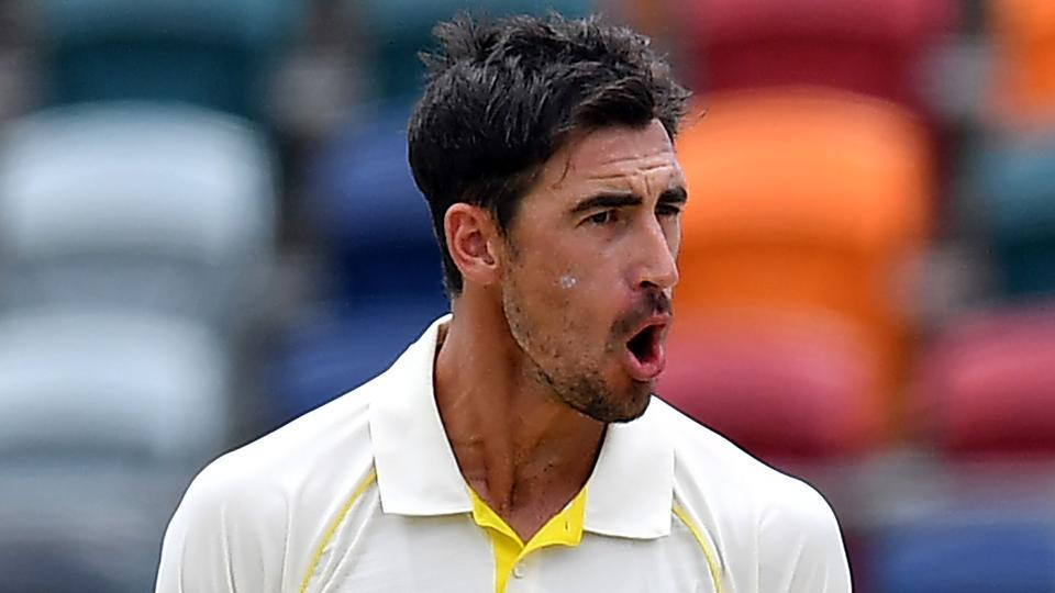 Australia's Mitchell Starc out with 'substantial' injury