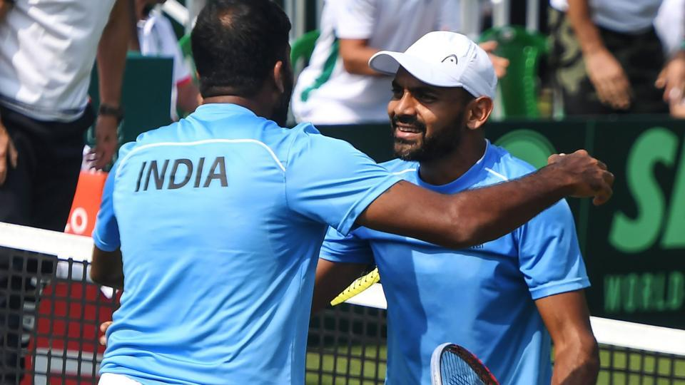Davis Cup India Draw Pakistan For Away Tie May Be Played At