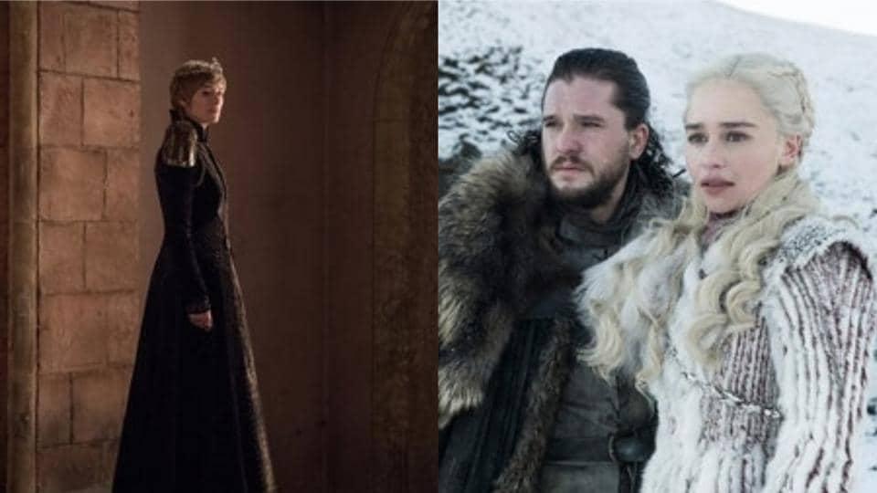 Game Of Thrones Season 8 New Pics Show Jon Snow Daenerys