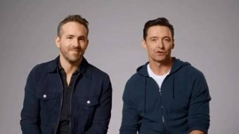 Hugh Jackman Slams Ryan Reynolds After Ryan Takes Their Truce Very Seriously