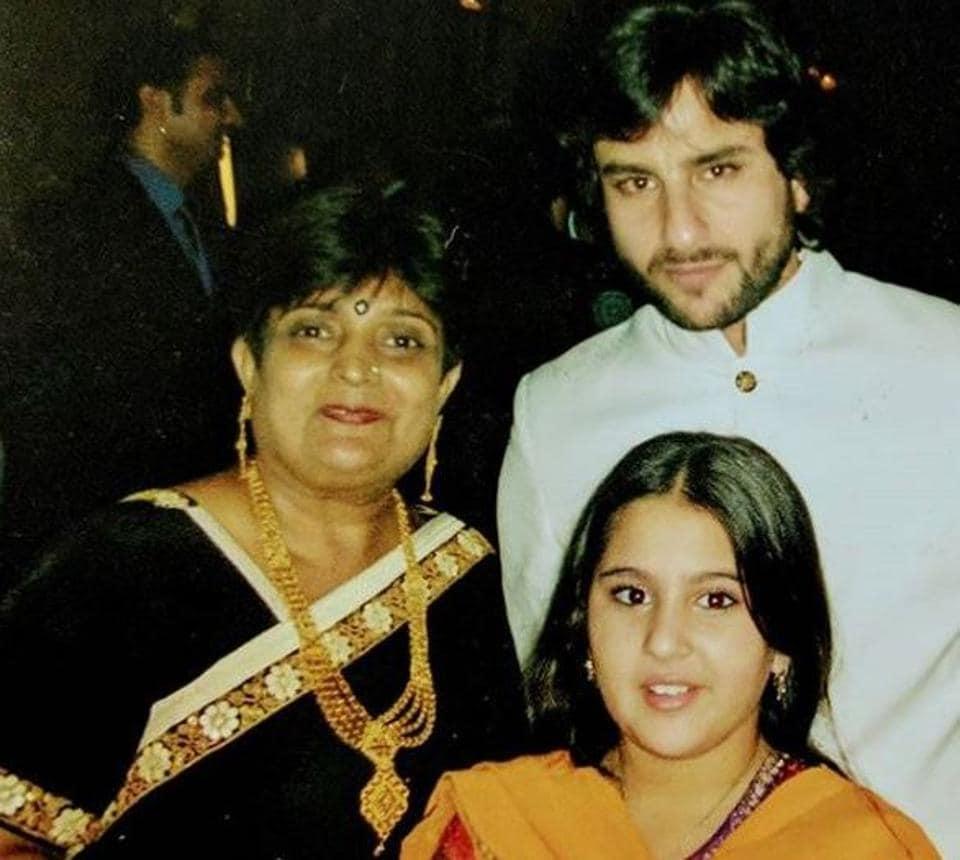 Sara Ali Khan,Saif Ali Khan,Kedarnath