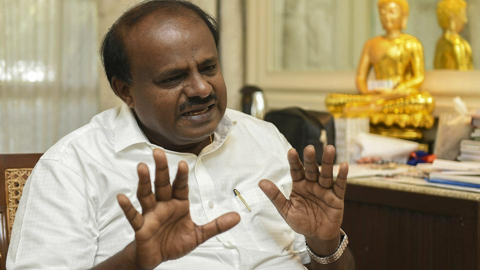 The absence of Congress MLAs has prompted the opposition BJP to claim that the Kumaraswamy-led Congress-Janata Dal (United) coalition government lacked majority.