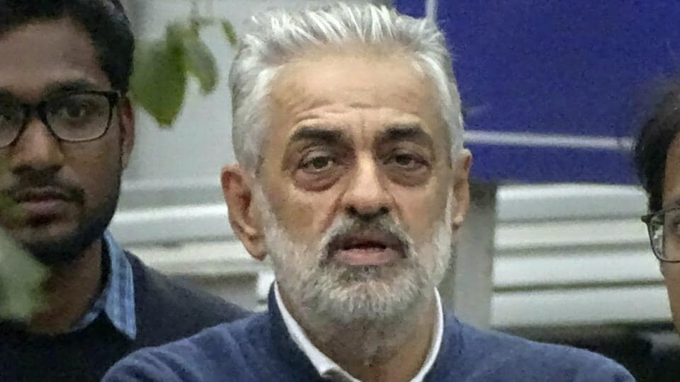 ED's lawyer submitted a copy of a purported email correspondence in 2018 between Deepak Talwar and Mallya, who is wanted in India to face charges of financial irregularitiesrunning into thousands of crores of rupees.