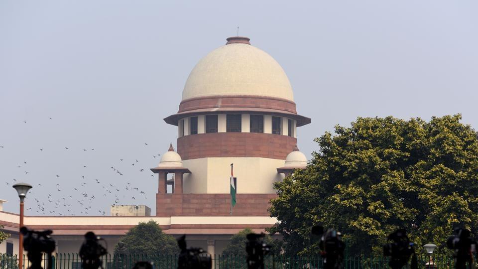 Supreme Court, in New Delhi on February 6.