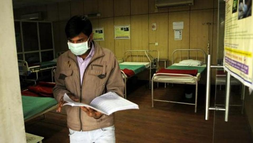 Rajasthan reportied 2,363 cases, Delhi 1,011, Haryana 490 and Punjab 250 swine flu cases.