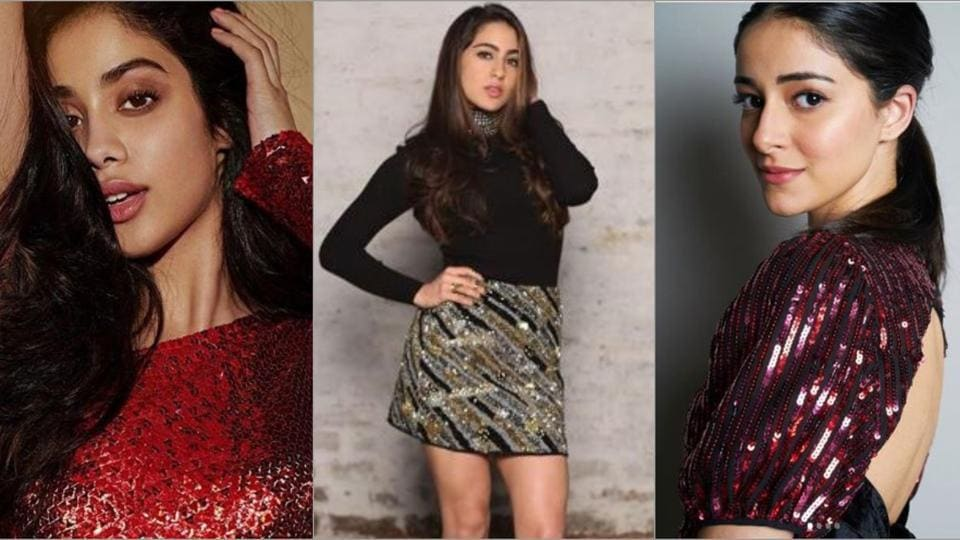 The new brigade of actors like Sara Ali Khan, Janhvi Kapoor, Ananya Pandey among others have shown a confident side and they know what they are up for as well.