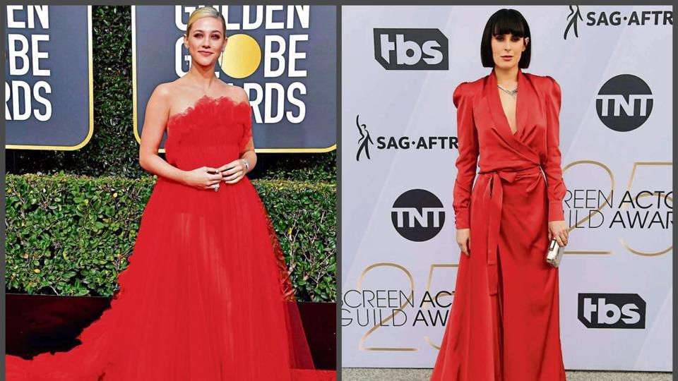Colour red,Red is the colour of love,Dress