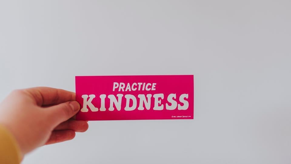 Kindness and self-compassion can help your mental and physical health