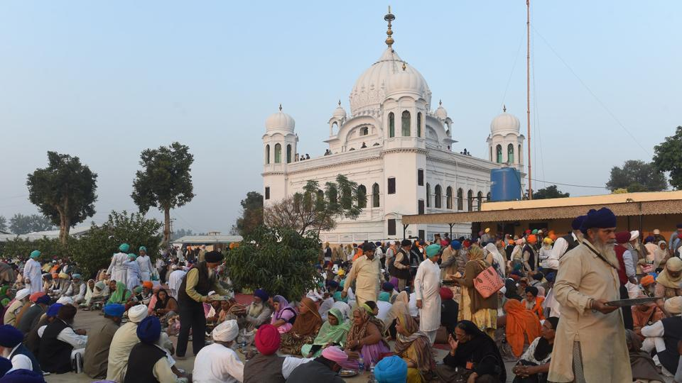 Both India and Pakistan plan to open the Kartarpur corridor on Guru Nanak's 550th birth anniversary in November 2019.