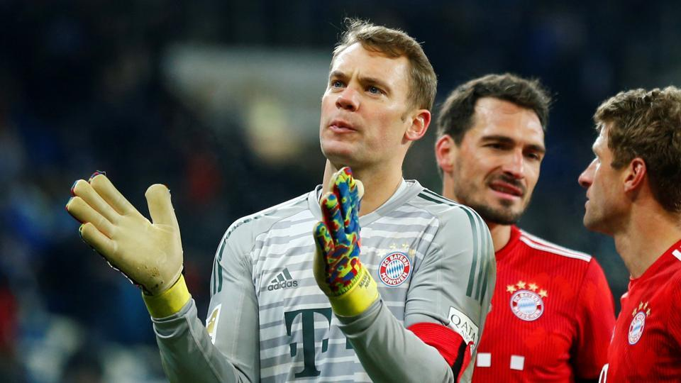 Bayern Munich set to miss Manuel Neuer as Liverpool loom in marquee Champions League clash  | football