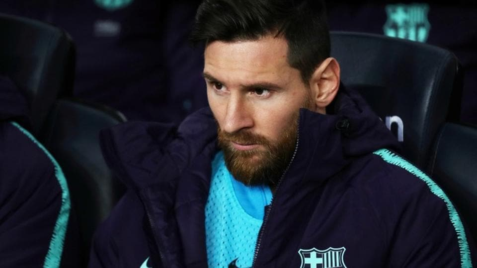 Lionel Messi a doubt for Barcelona's Bilbao trip as club lose Arthur to injury | football