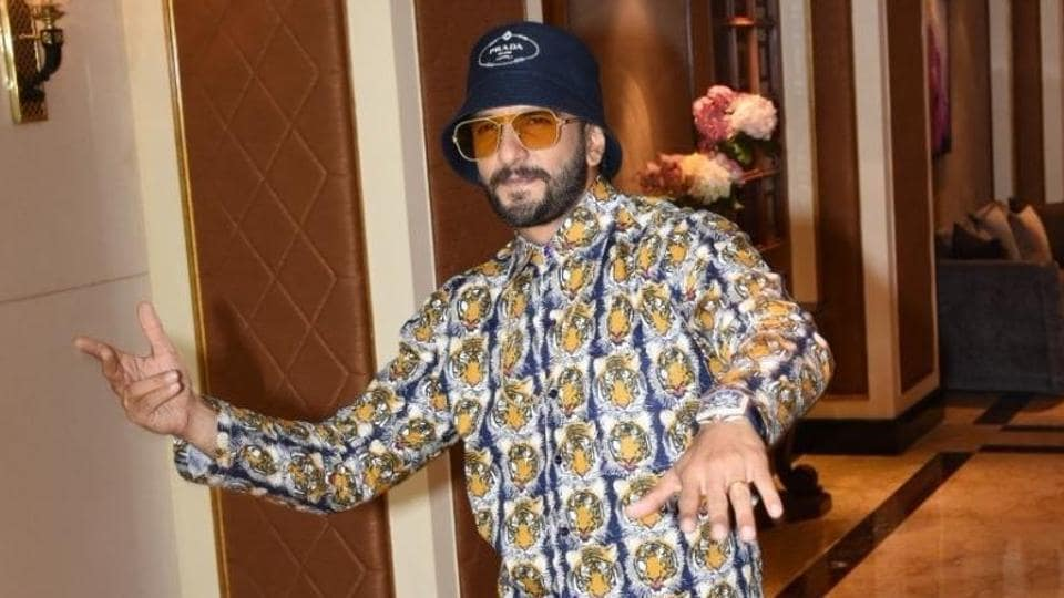 Ranveer Singh wants do a COMEDY film