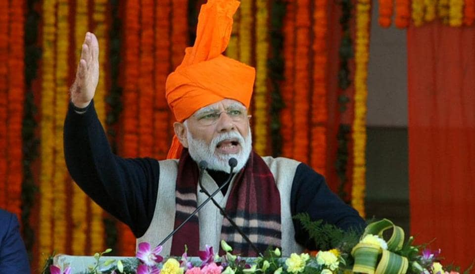 On January 27, PM Narendra Modi addressed a rally in Madurai during he which he hit out at the alliance between the Congress and DMK and welcomed all former allies to partner with the BJP.