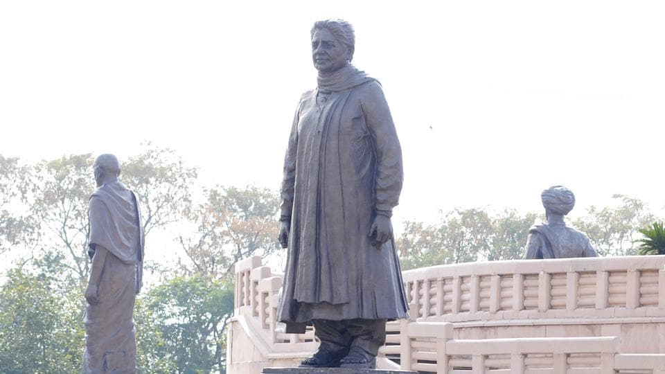 Bahujan Samaj Party (BSP) chief Mayawati on Saturday defended her decision to build statues of Dalit icons and other memorials in Uttar Pradesh.