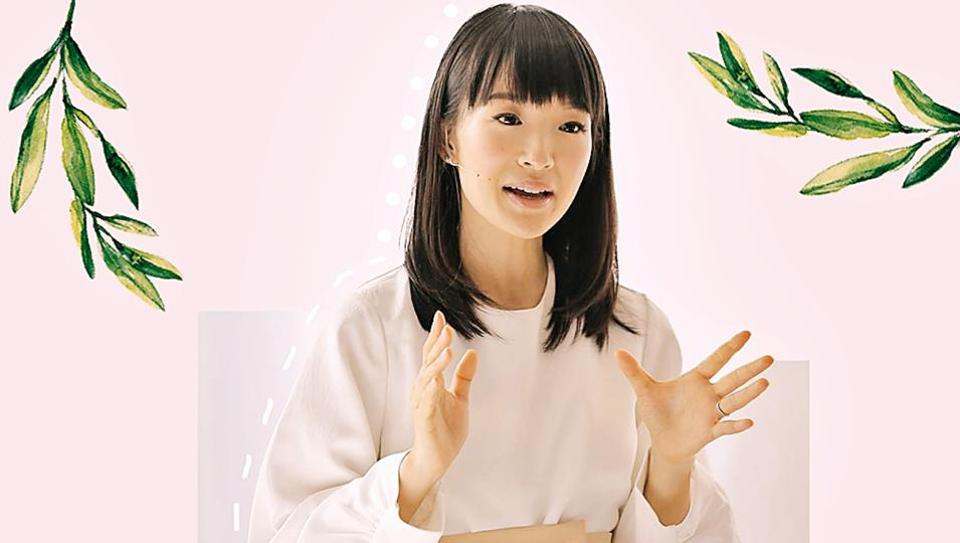 Japanese tidying expert Marie Kondo says, decluttering your surroundings will automatically declutter your life