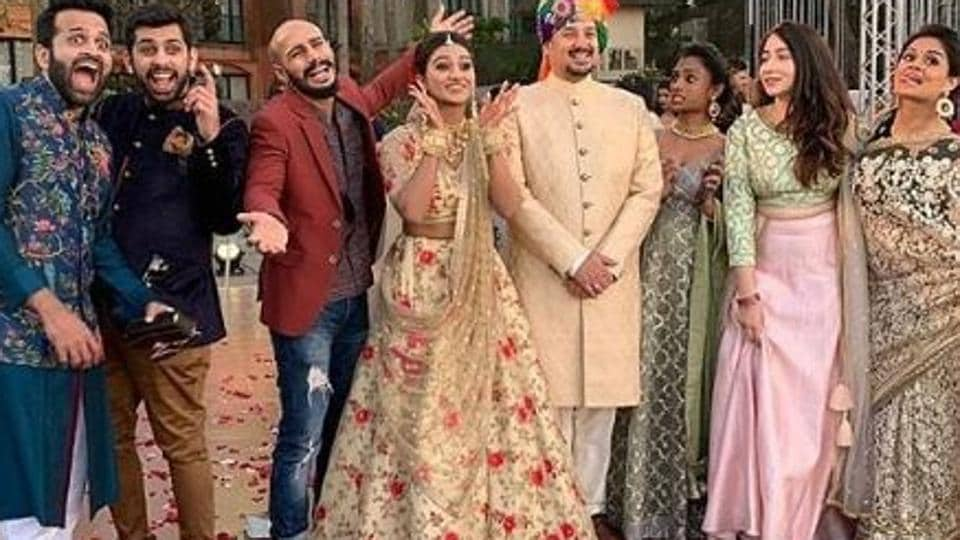 Image result for Mohena Kumari marriage pics